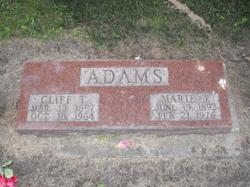 Marie J. <i>Essen</i> Adams