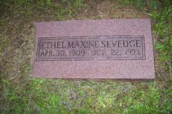 Maxine Sevedge