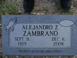 Alejandro Zamora Zambrano