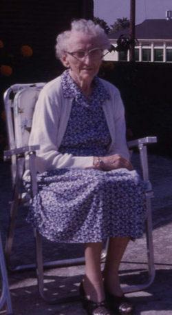 Lucy Nina <i>Horsey</i> Barnhart