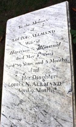 Louisa N Allmand
