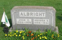 Amanda S. <i>Kemp</i> Albright