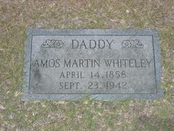 Amos Martin Whiteley