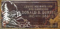 Donald H. Durfee