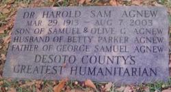 Harold Samuel Agnew