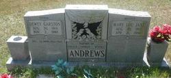 Dewey Garston Andrews