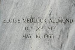 Eloise <i>Medlock</i> Allmond