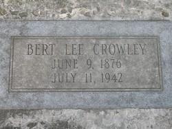 Bert Lee Crowley