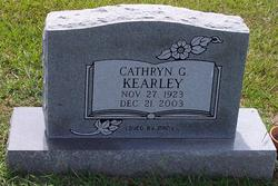 Olive Cathryn <i>Goldsmith</i> Kearley
