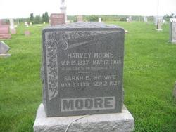Sarah Elizabeth <i>Lockard</i> Moore