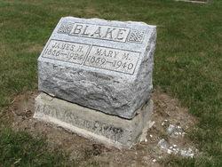 Mary Matilda <i>Bitler</i> Blake
