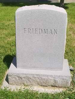 Rose <i>Baum</i> Friedman