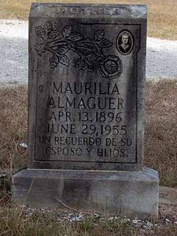 Maurilia Almaguer