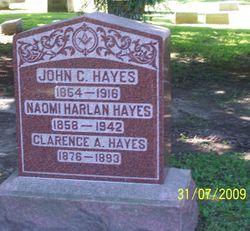 Naomi <i>Harlan</i> Hayes