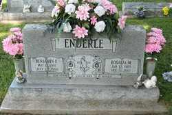 Rosalia Mary <i>Schaefer</i> Enderle