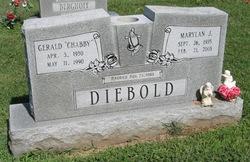 Gerald Chabby Diebold