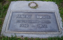 Albert Bowie