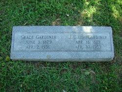 Grace V. <i>Garrett</i> Gardiner