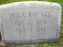 Viola Ray Lee
