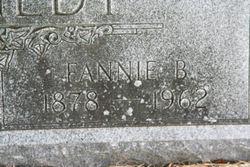 Fannie Lou <i>Bonds</i> Kennedy