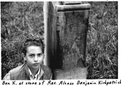 Rev Alonzo B. Kirkpatrick