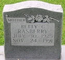 Betty Jo <i>Crew</i> Rasberry