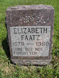 Elizabeth <i>Esterling</i> Faatz