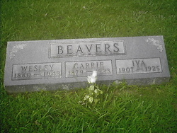 Carrie <i>Harper</i> Beavers