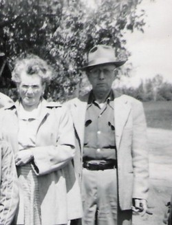 Eva May <i>Lougheed</i> Thomas