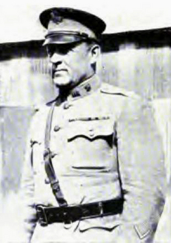 Col Harry Adrian Hegeman