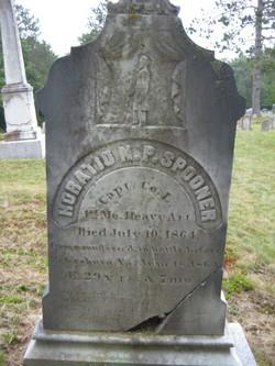 Horatio P. Spooner