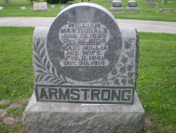 Pvt William Martindale Armstrong