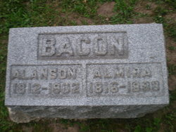 Almira <i>Buck</i> Bacon