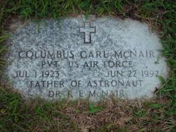 Columbus Carl McNair