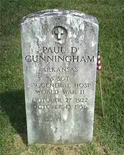 Paul Dois Cunningham