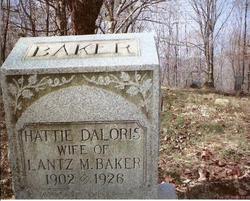 Hattie Deloris <i>Gilbert</i> Baker