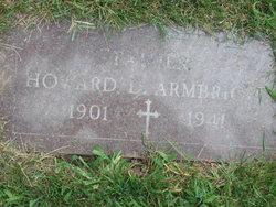 Howard Donald Armbright