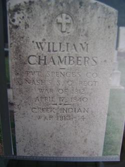 William T Chambers