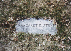 Margaret Maggie <i>Demare</i> Stone