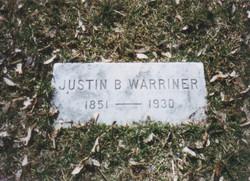 Justin Bliss Warriner, Sr