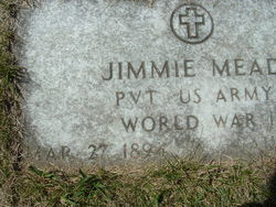 Jimmie D Mead