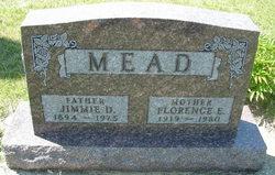 Florence Elvira <i>Lee</i> Mead