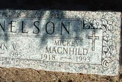 Mickey <i>Magnhild</i> Nelson