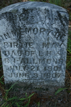 Birtie May Allmond