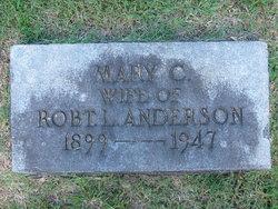 Mary Catherine <i>Freeland</i> Anderson