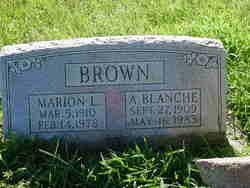 Marion Lee Brown