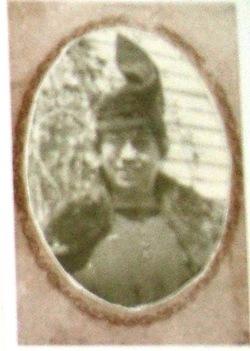 Malinda Isabella Linnie Belle <i>Nickell</i> Polk