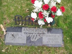 Dorothy A. <i>Fisher</i> Anderson