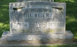 Norman J Burger