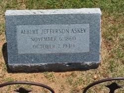 Albert Jefferson Askey